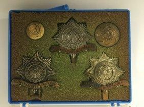 Military: Medals, Royal Irish Guards