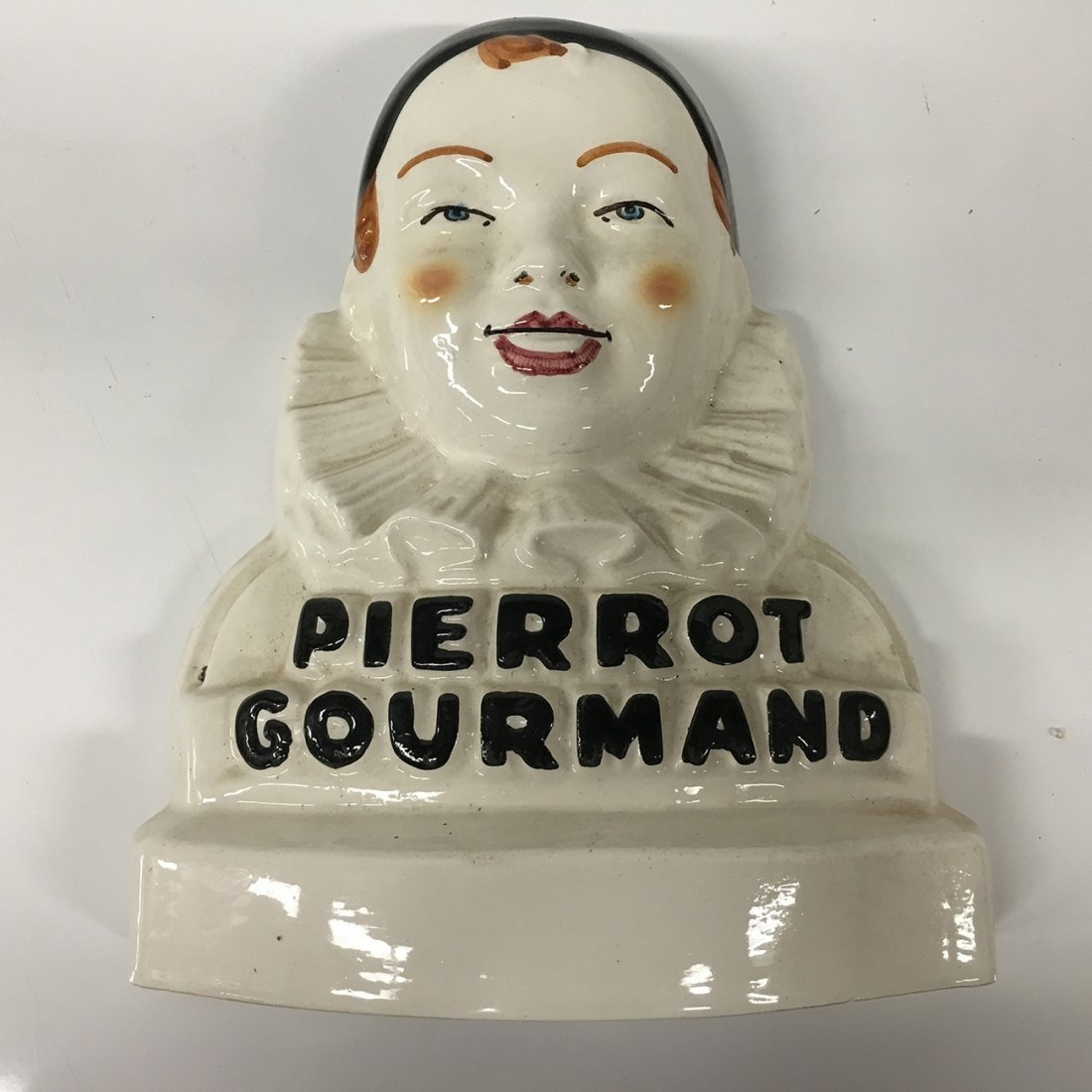 Pierrot Gourmand French Bistro café  Lollipop holder
