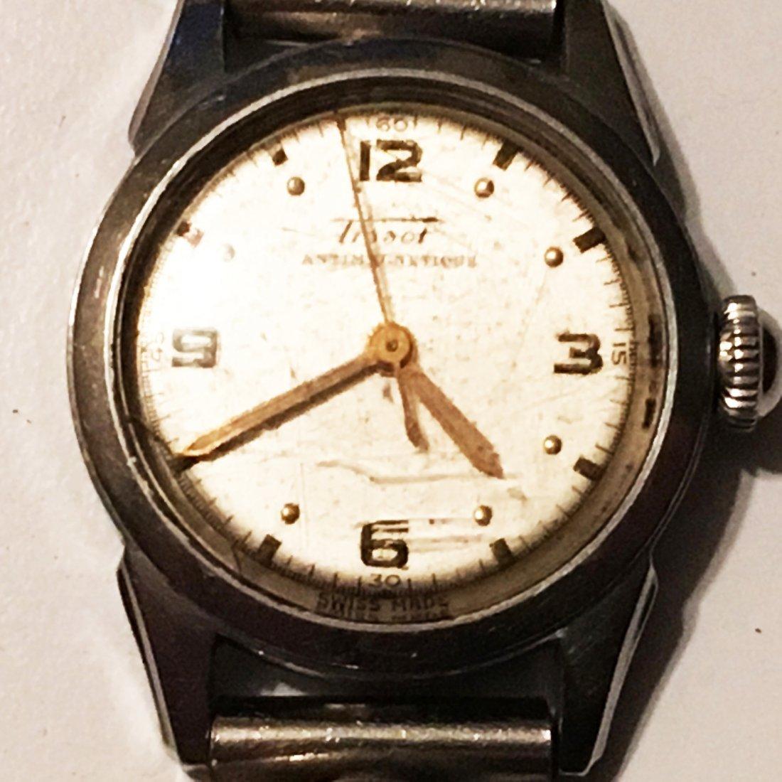 Tissot Swiss Antimagnetique watch - 2
