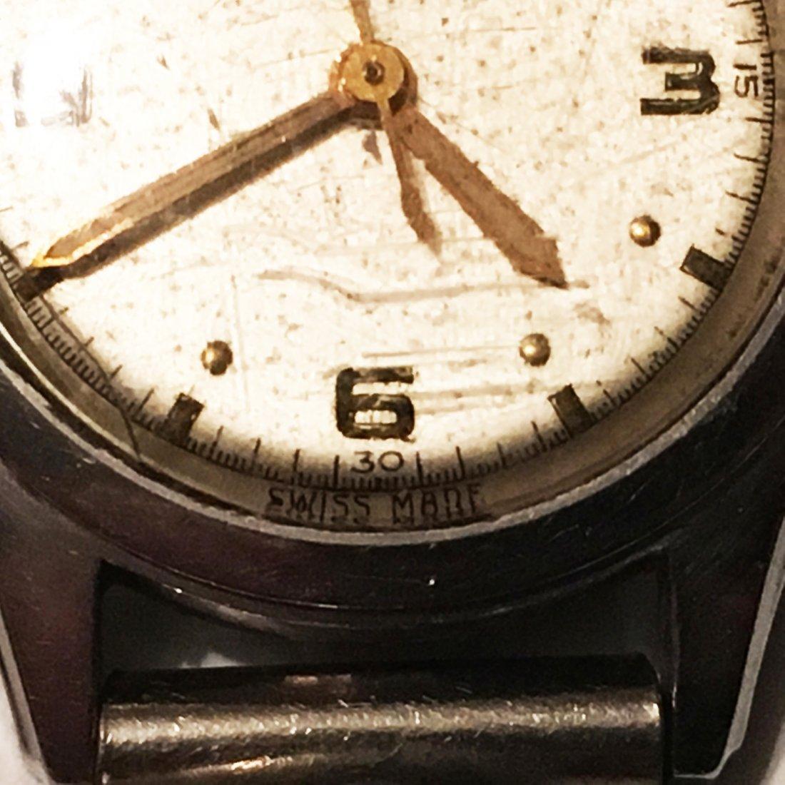 Tissot Swiss Antimagnetique watch - 4