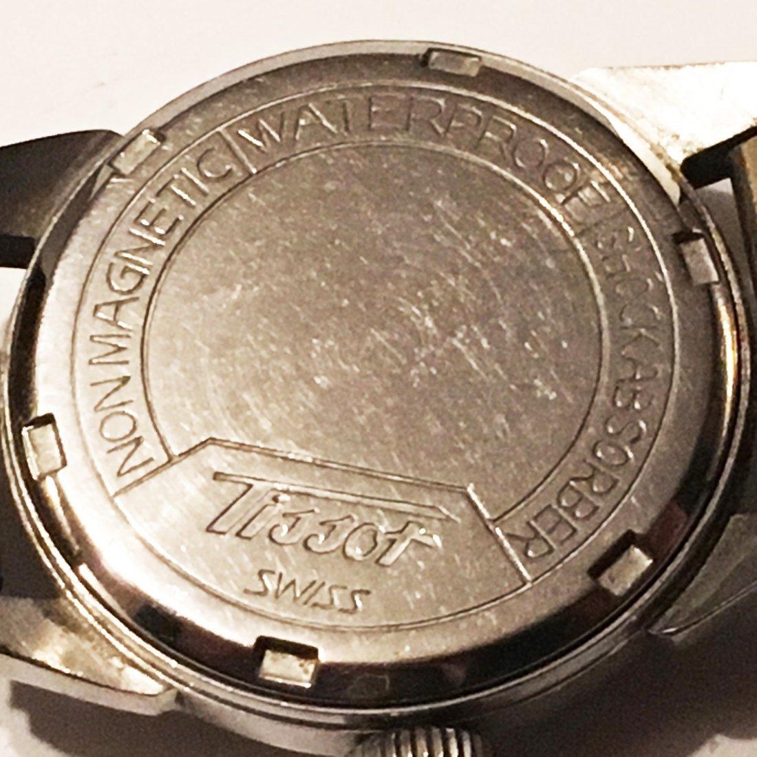 Tissot Swiss Antimagnetique watch - 5