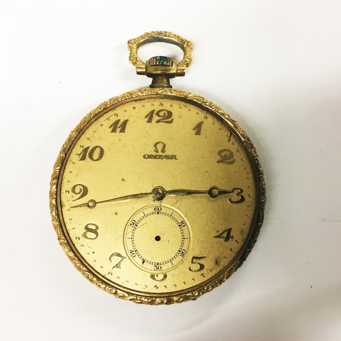 Omega Pocket watch and two wristwatches - 2