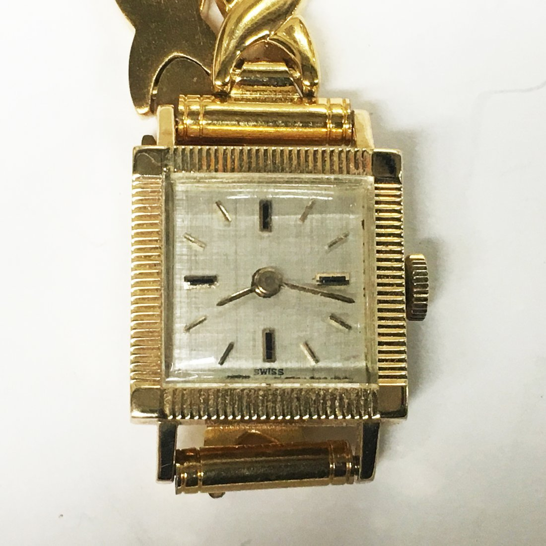 Omega Pocket watch and two wristwatches - 5