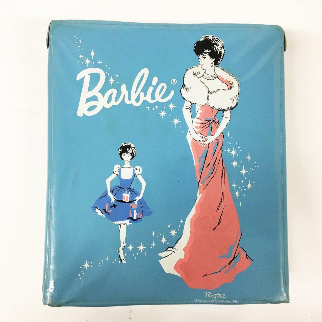 Vintage Bubble Cut Brunette Barbie Doll - 2