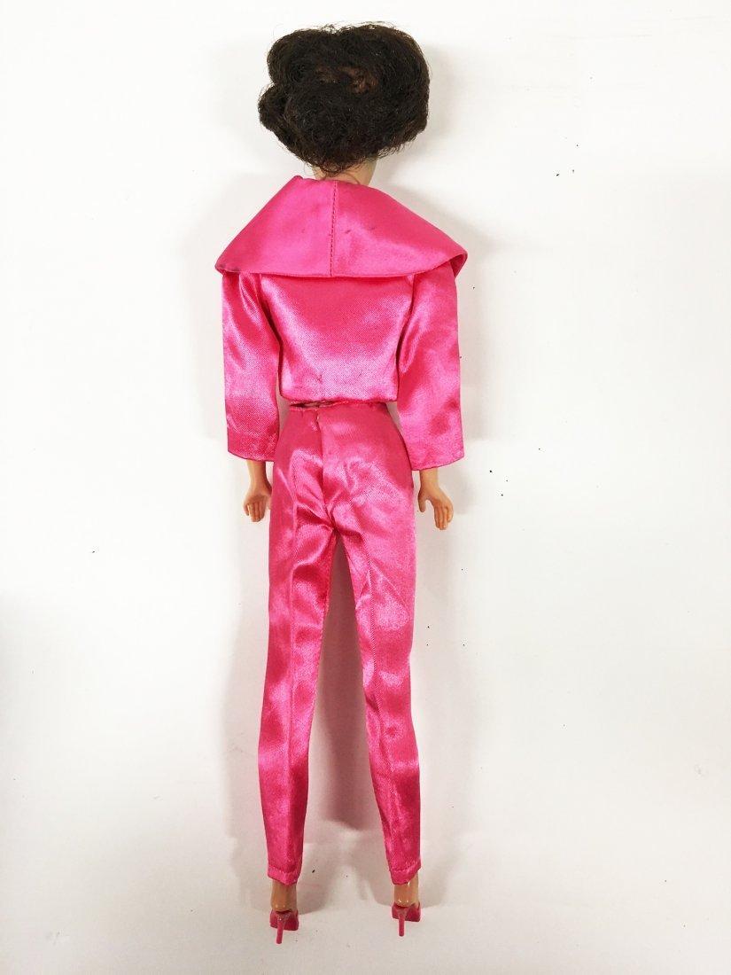 Vintage Bubble Cut Brunette Barbie Doll - 6