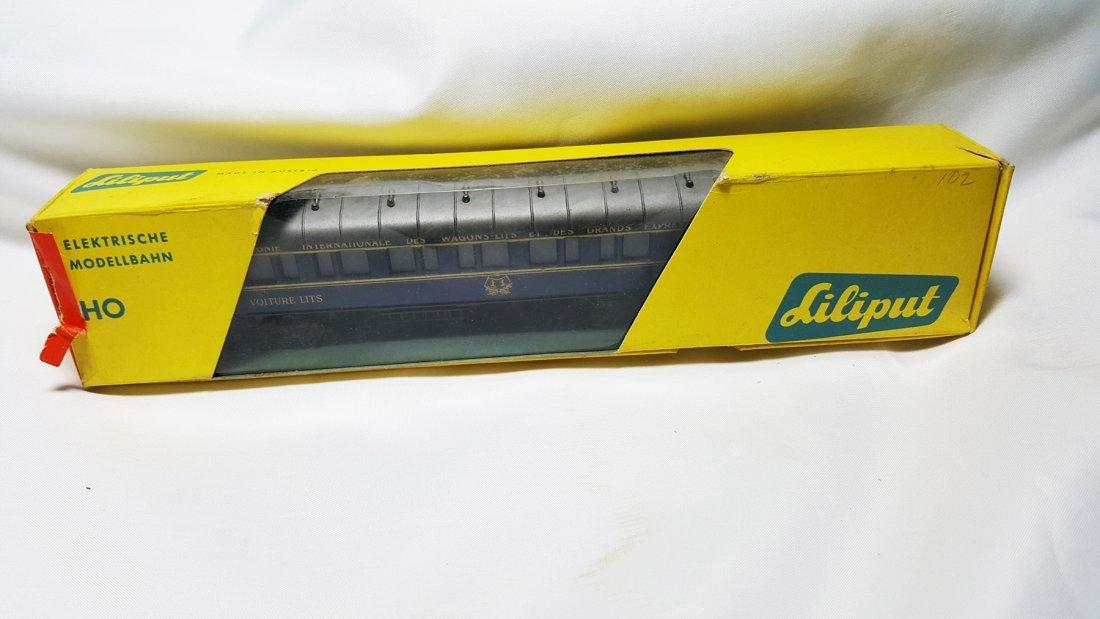 Liliput Elektrische Modellbahn HO scale