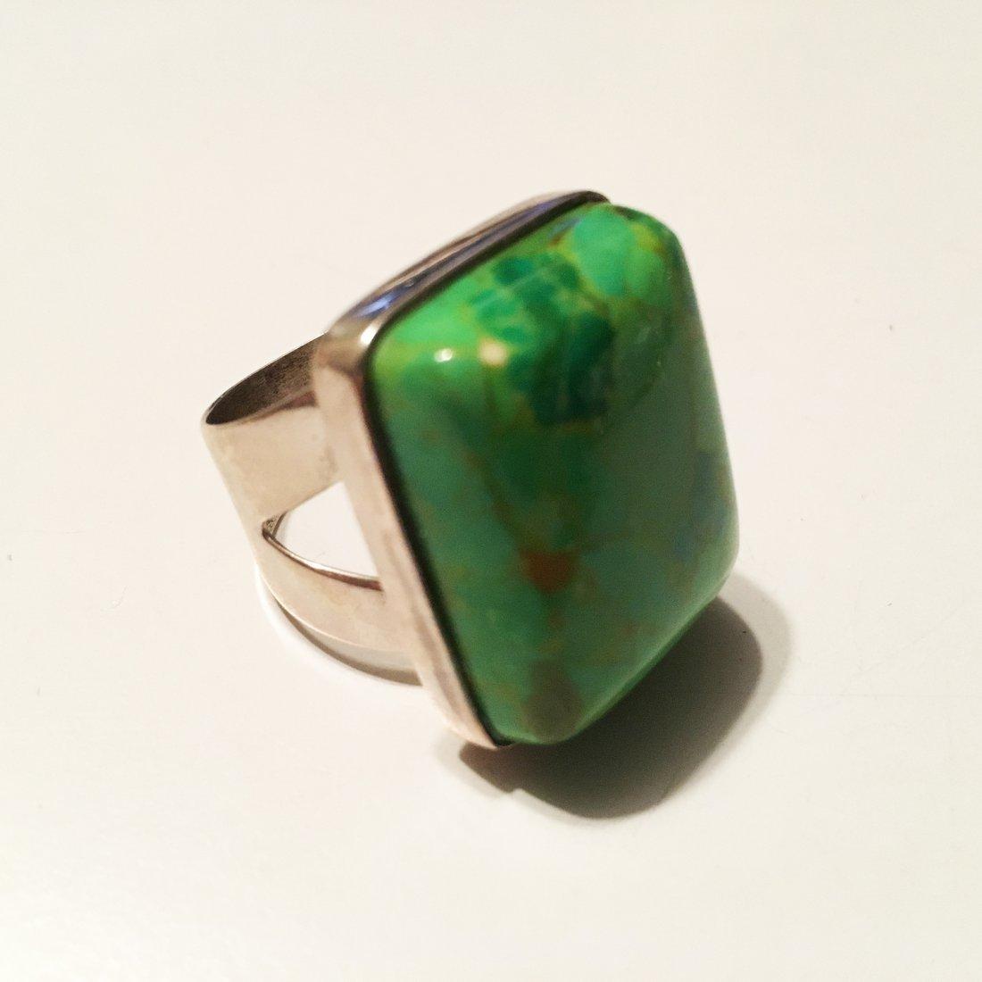 Impressive Sterling Silver Rings - 2