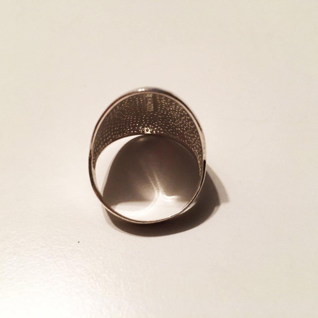 Impressive Sterling Silver Rings - 6