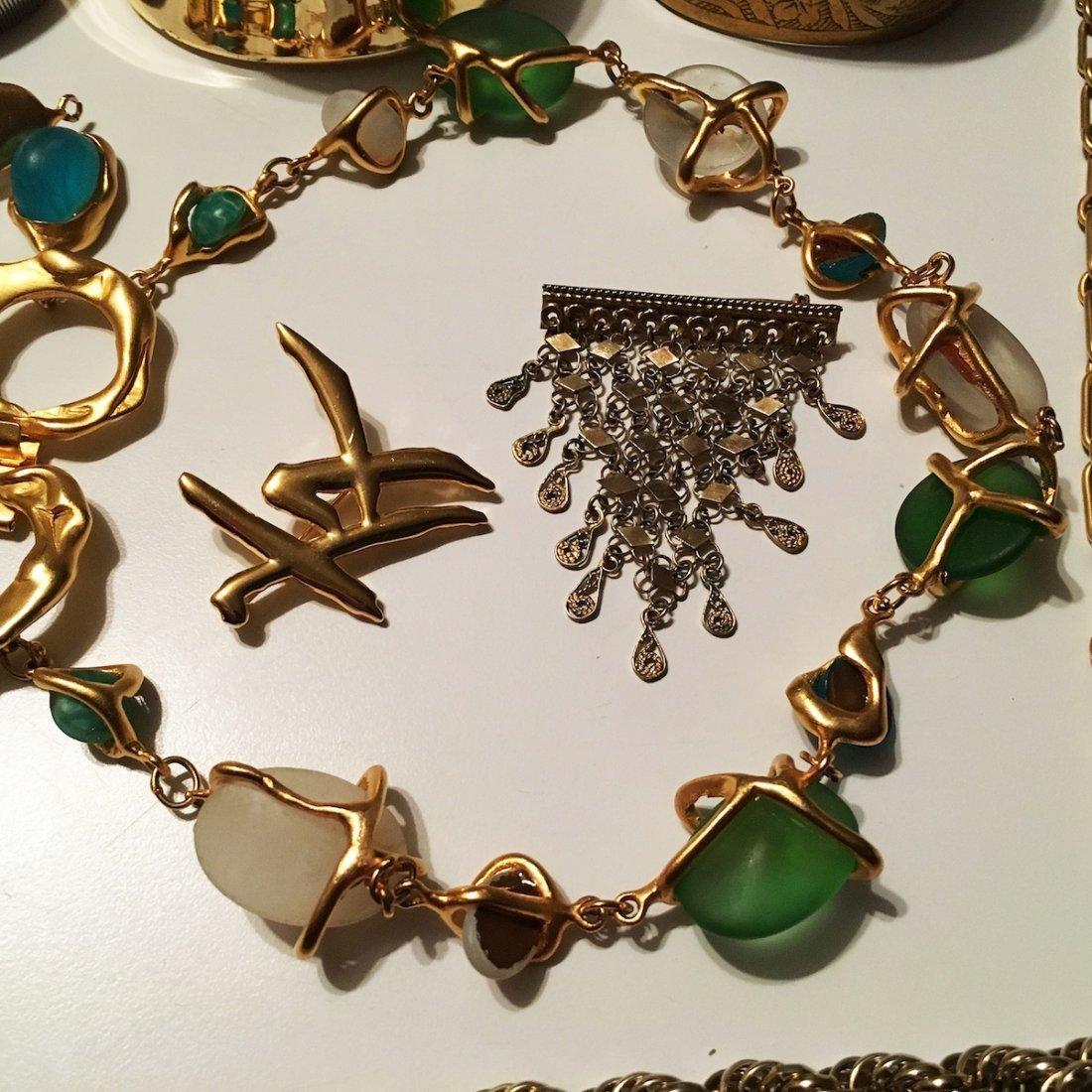 "Costume Jewelry lot, PEM pin ""Friends"" - 3"