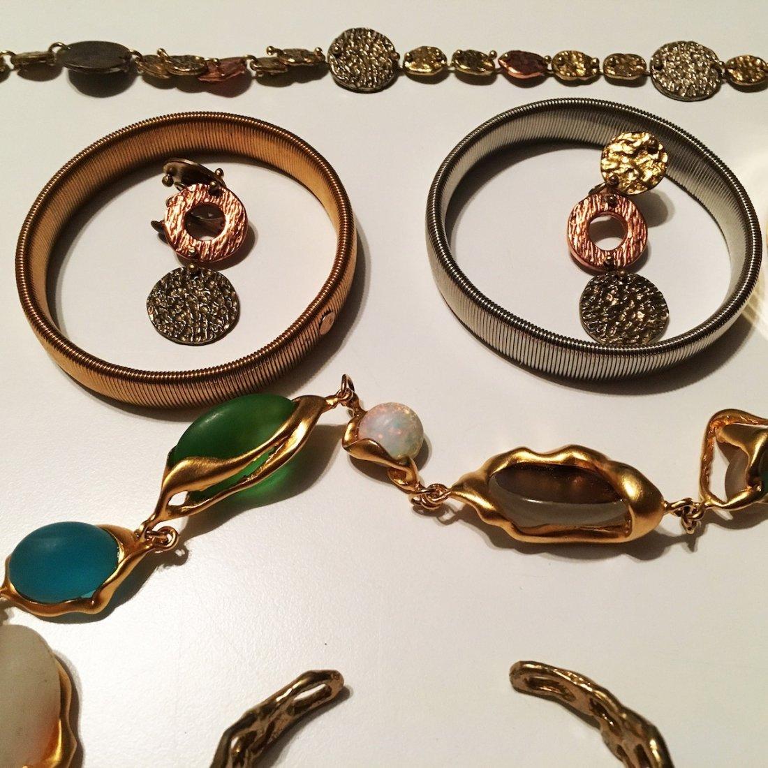 "Costume Jewelry lot, PEM pin ""Friends"" - 5"