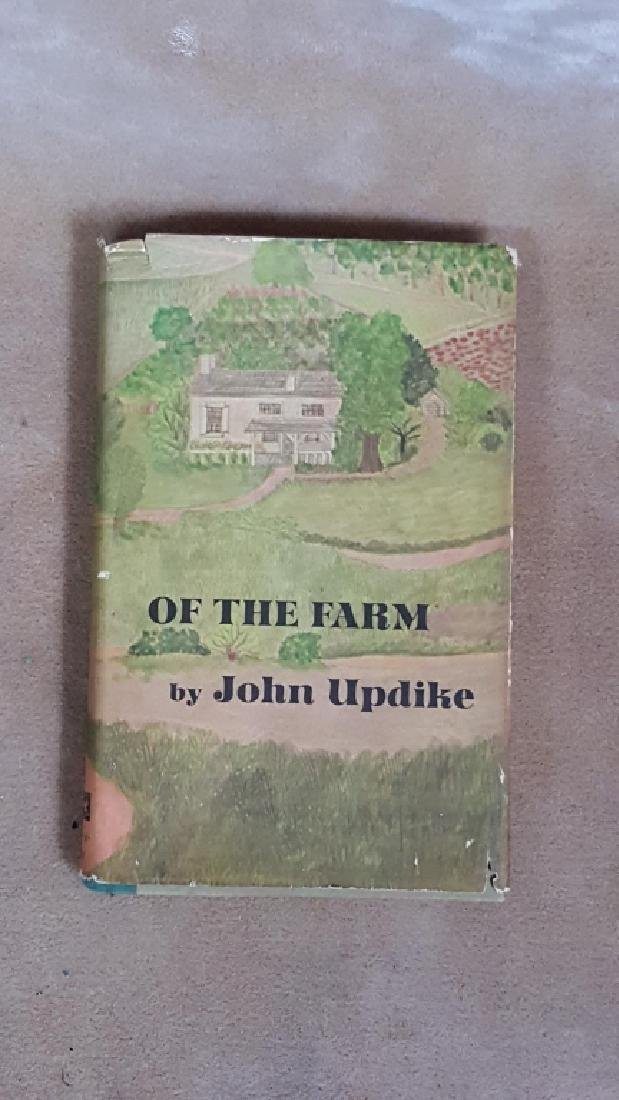 "John Updike ""of the Farm""; First Edition"