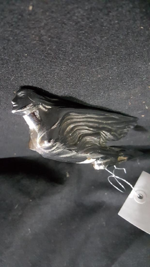 Cadillac Mascot Hood Ornament; Winged Women