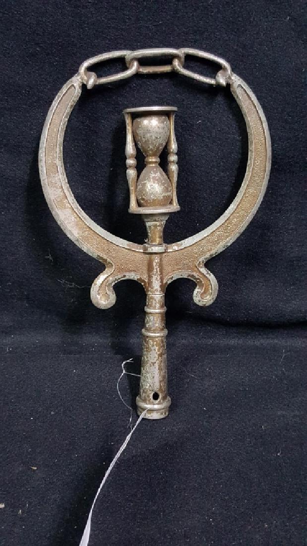 I.O.O.F. Grave Maker Symbol Or Emblem