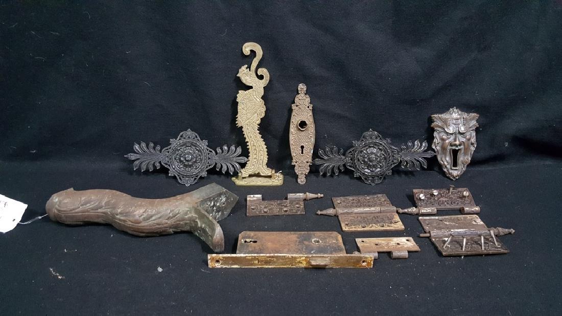 Architectural & Decorative Antique Metal Elements