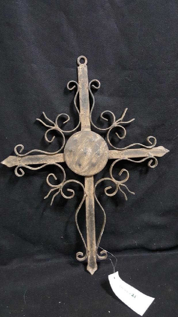 Decorative Iron Cross