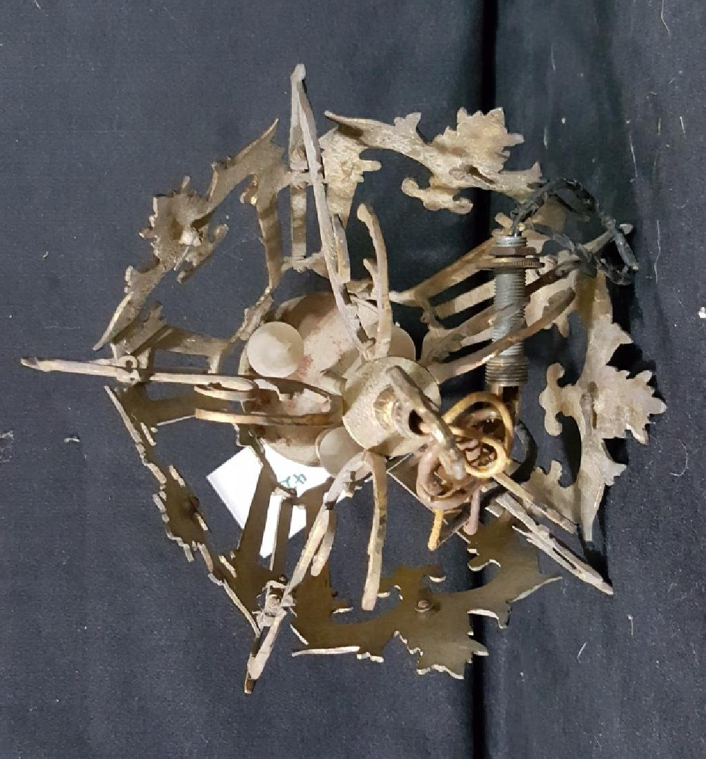Gilt Bronze French Style Chandelier - 3