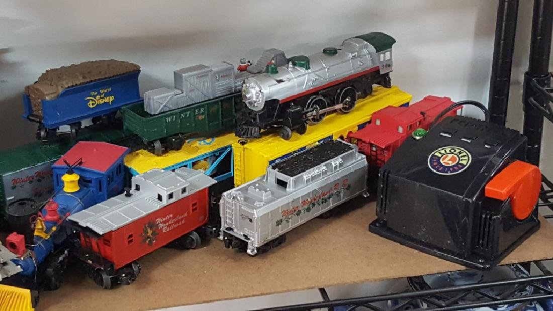 Lionel Tracks and Trains - 2