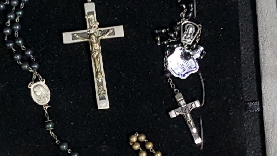 Religious Sterling Silver Collection and others - 4