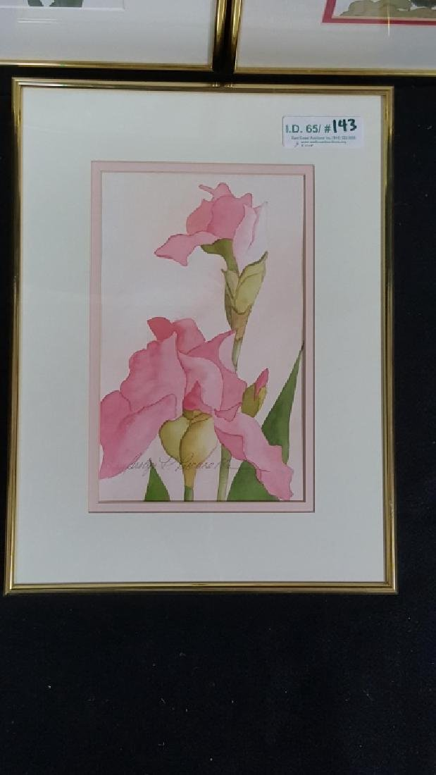 Carolyn K Pascarella Floral Watercolor Collection - 2