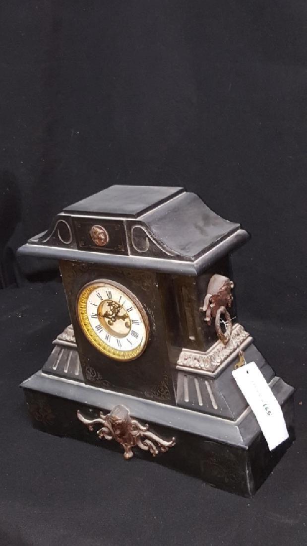 Large Antique Marti & Co Mantle Clock - 4