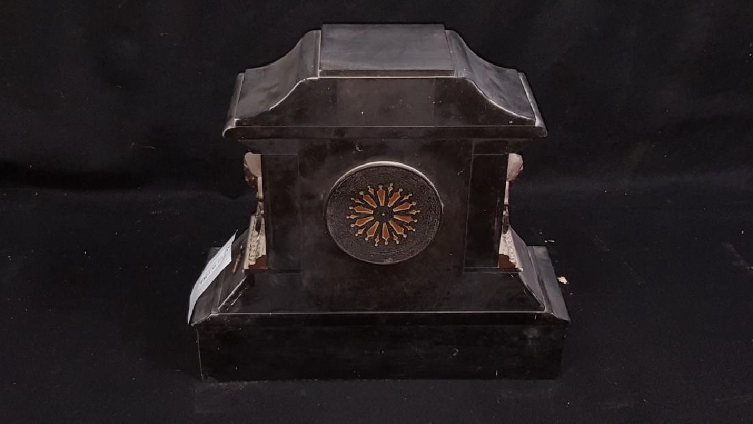 Large Antique Marti & Co Mantle Clock - 5