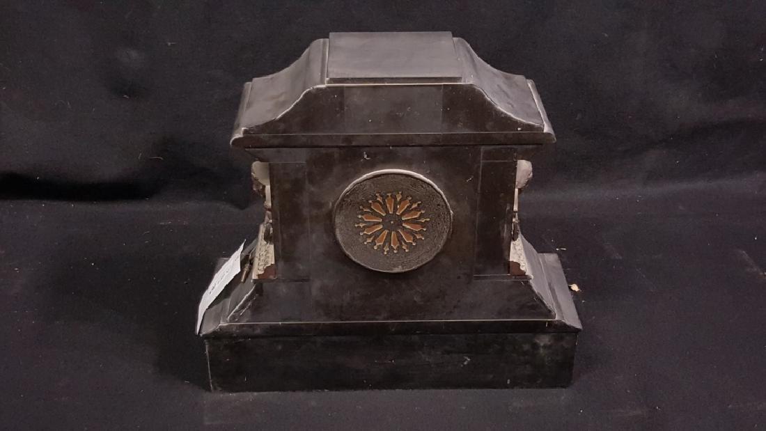 Large Antique Marti & Co Mantle Clock - 6