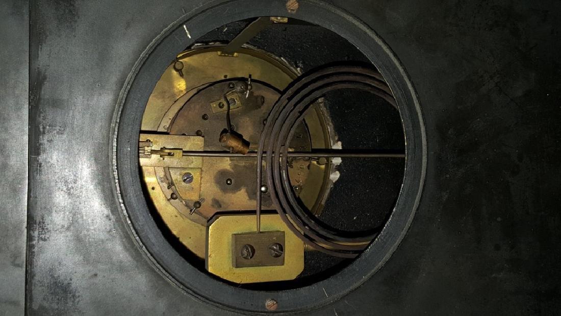 Large Antique Marti & Co Mantle Clock - 7