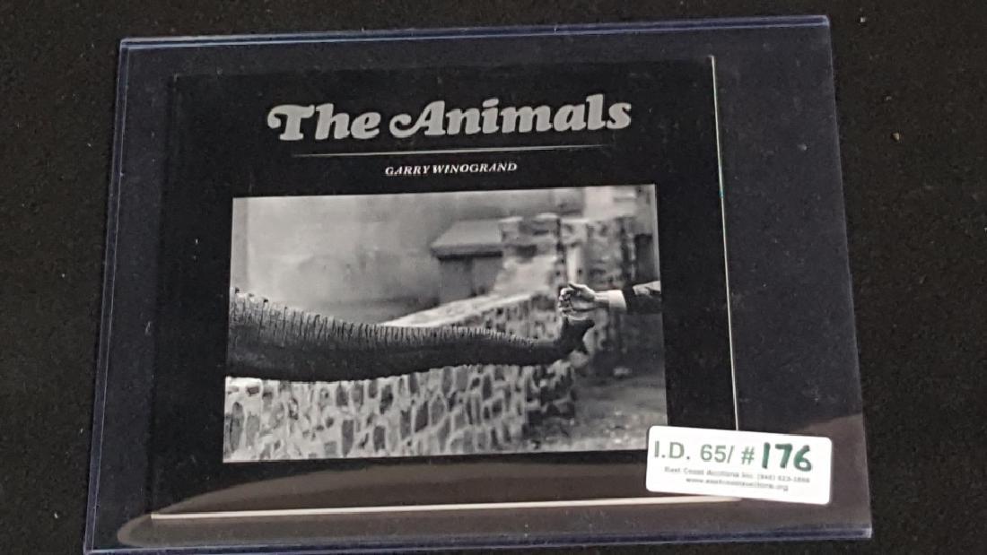 The Animals Garry Winogrand photo book