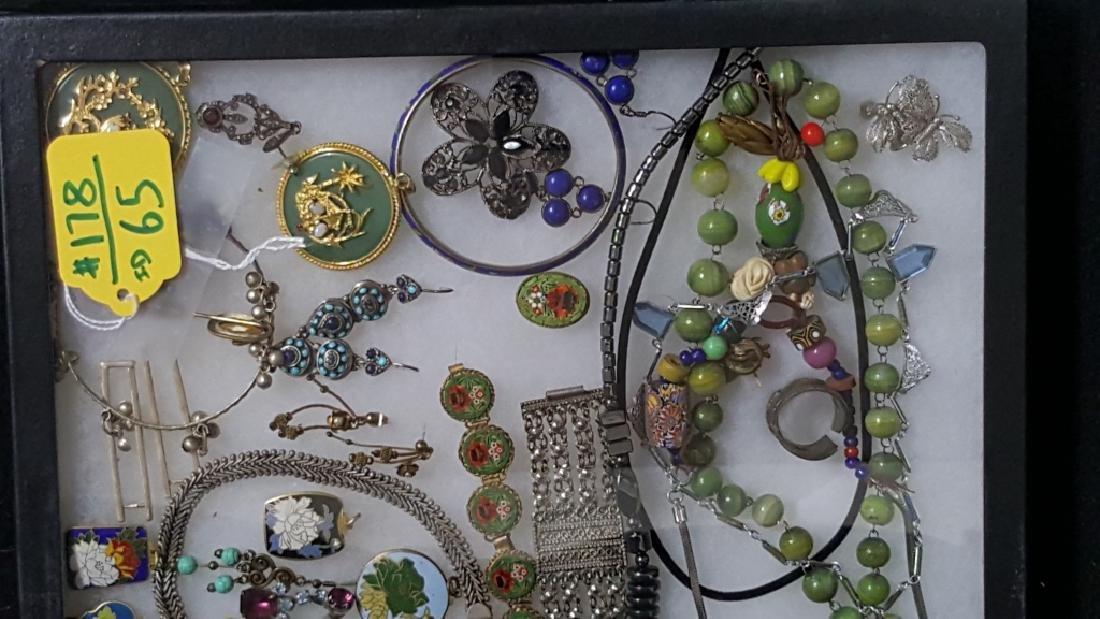 Vintage Costume Hematite & Other Fine Jewelry - 2