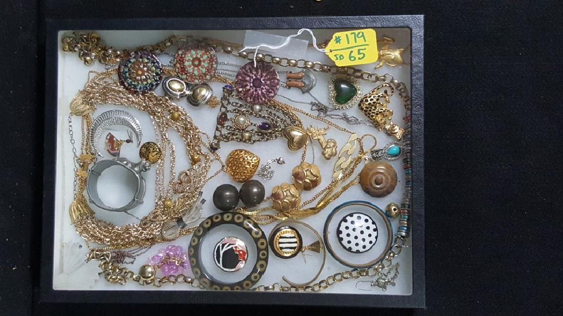 BIG Vintage Costume Jewelry Collection