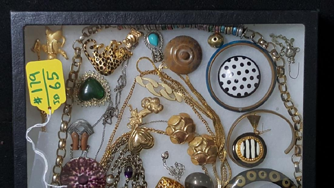 BIG Vintage Costume Jewelry Collection - 2