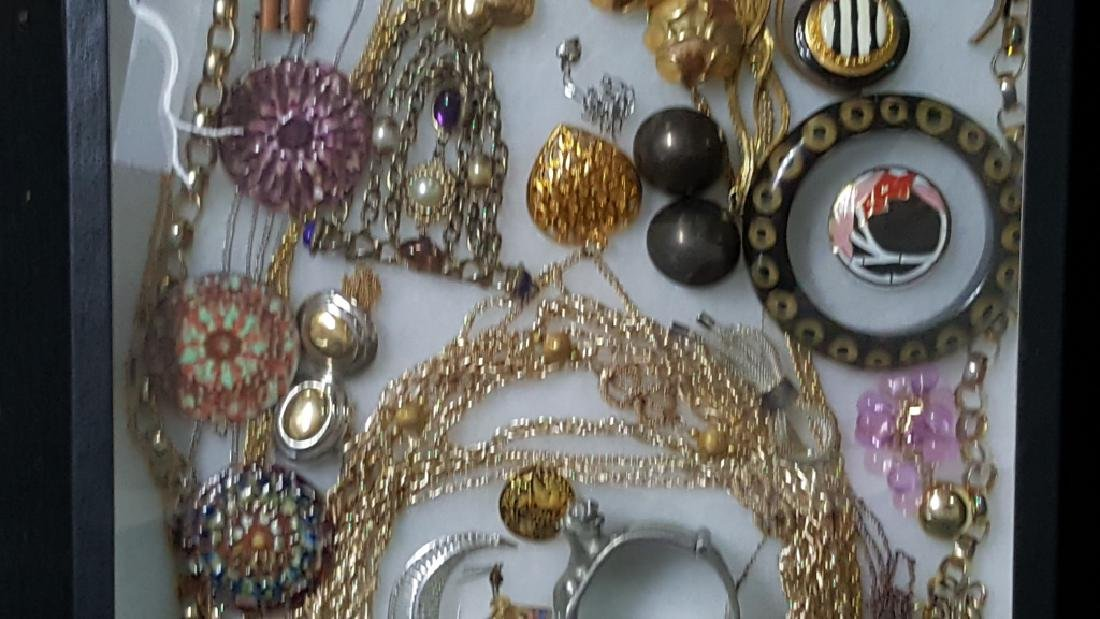 BIG Vintage Costume Jewelry Collection - 3