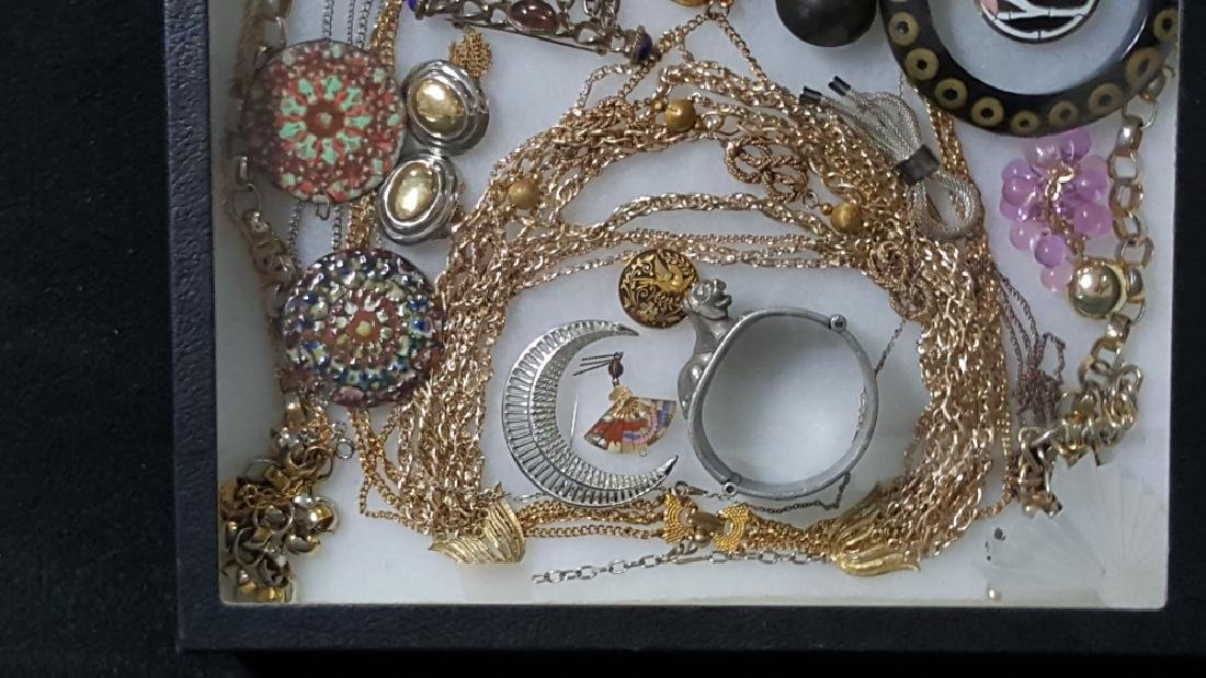BIG Vintage Costume Jewelry Collection - 4