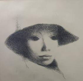 Andre Gisson (1921-2003) Lithograph Pencil Sgd