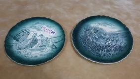 Buffalo Pottery Plates