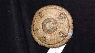 Tribal Woven Basket