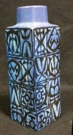 Royal Copenhagen Vase Design By Nils Thorsson