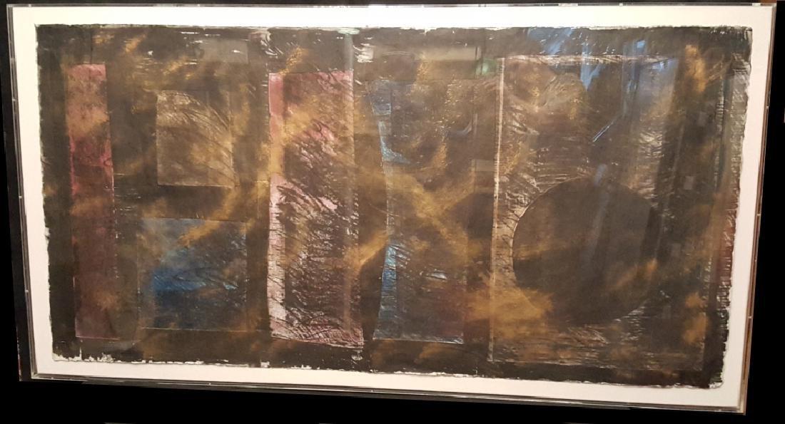 """Karen Eria (1942-) """"Untitled"""""""