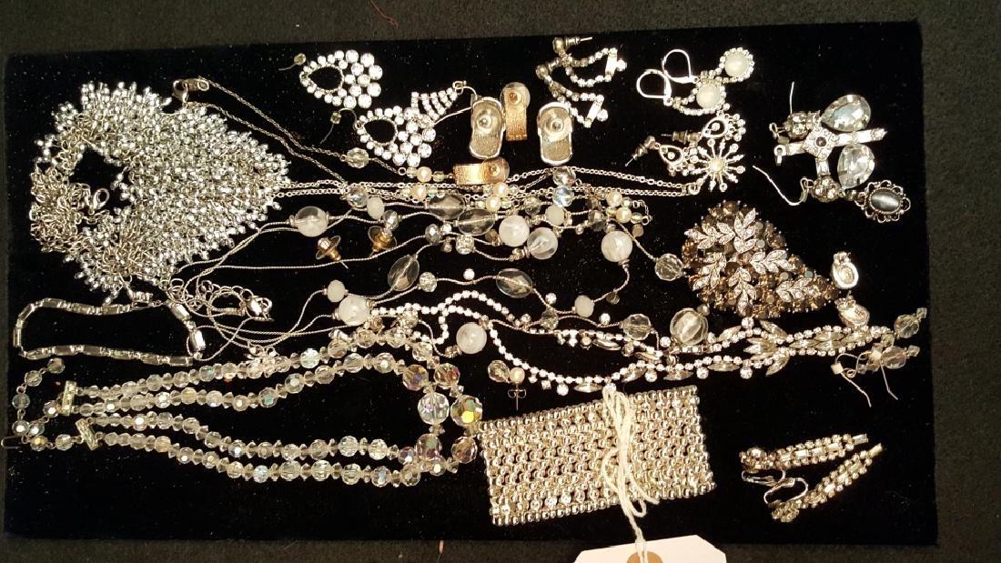 Rhine Stone Jewelry Collection