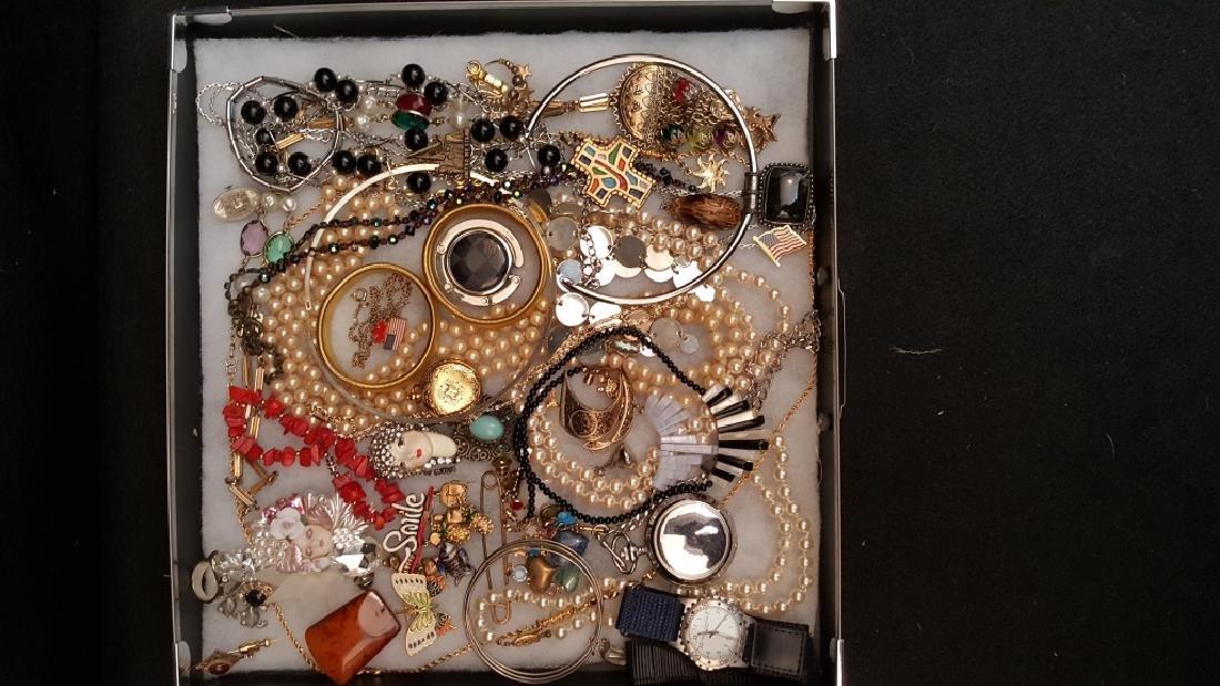 Necklaces, Pearls, Pins, Bracelets & More