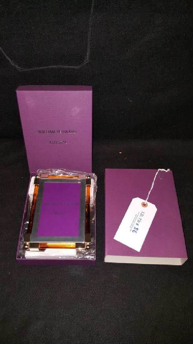 William Yeoward Crystal Picture Frame