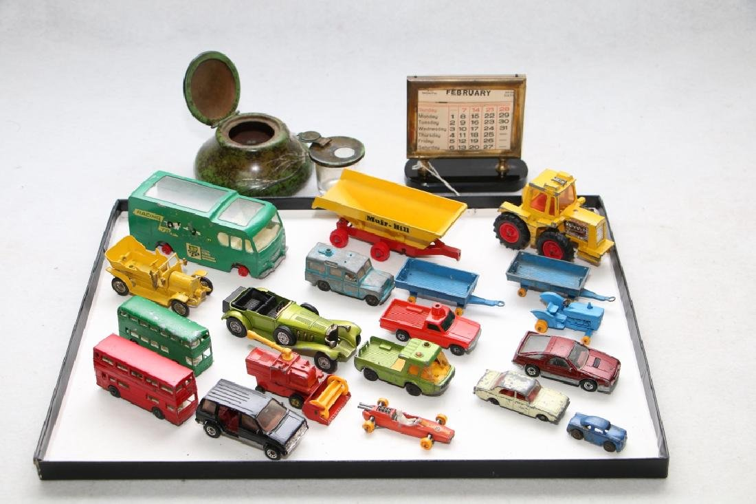 """Lesney products """"Matchbox"""" car & more !!"""