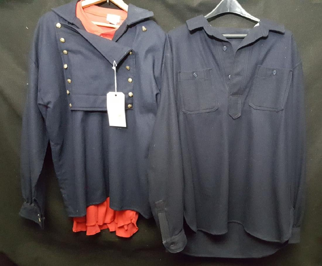 Undergarments From Civil War Reenactment Uniform