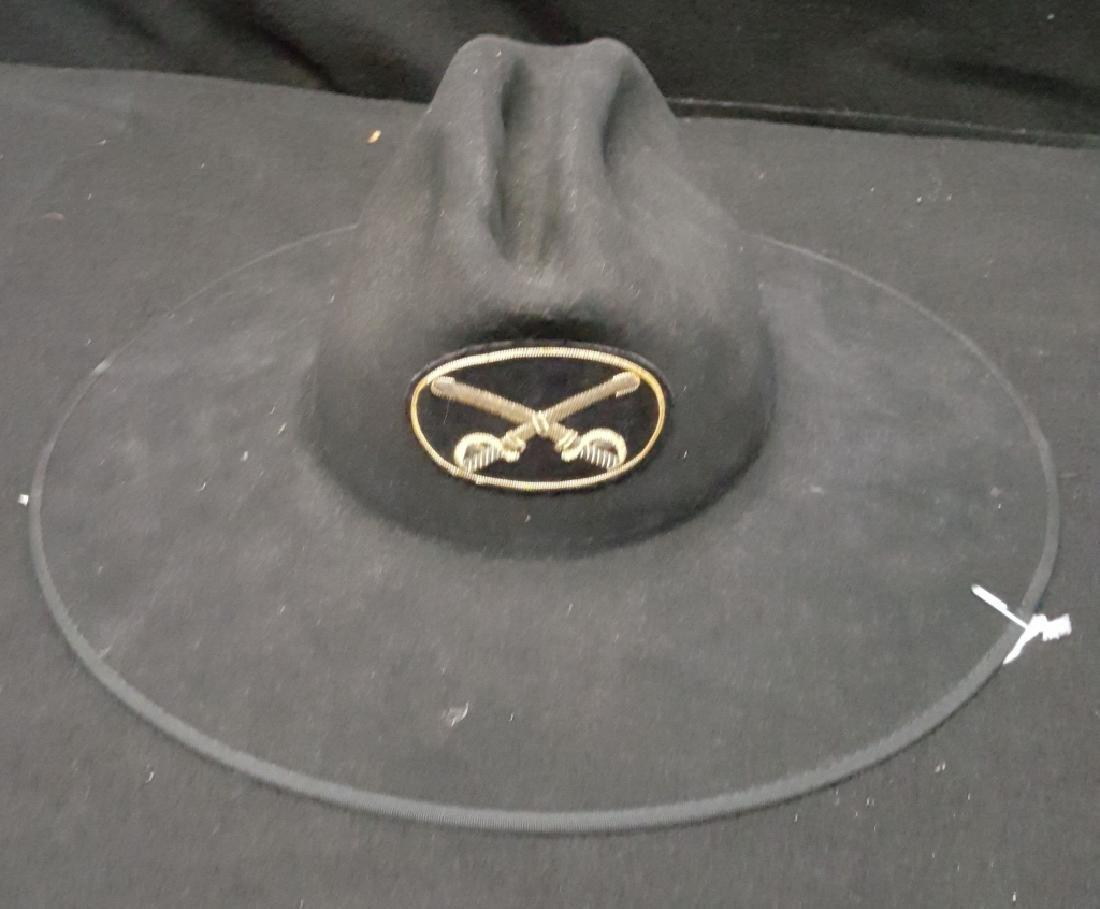 Civil War Calvary Reenactment Slouch Hat