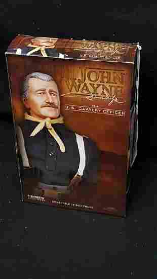 US Cavalry Officer John Wayne by Sideshow