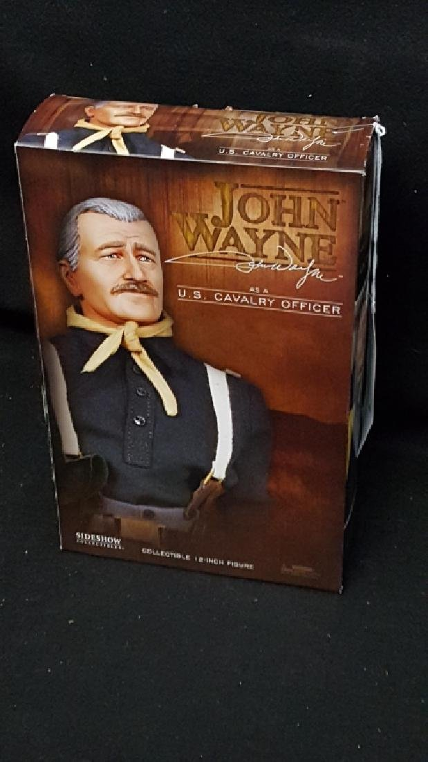 US Cavalry Officer John Wayne by Sideshow
