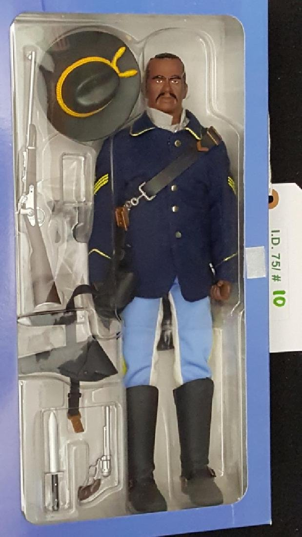 Dog Soldiers Buffalo Soldier New in Box - 2