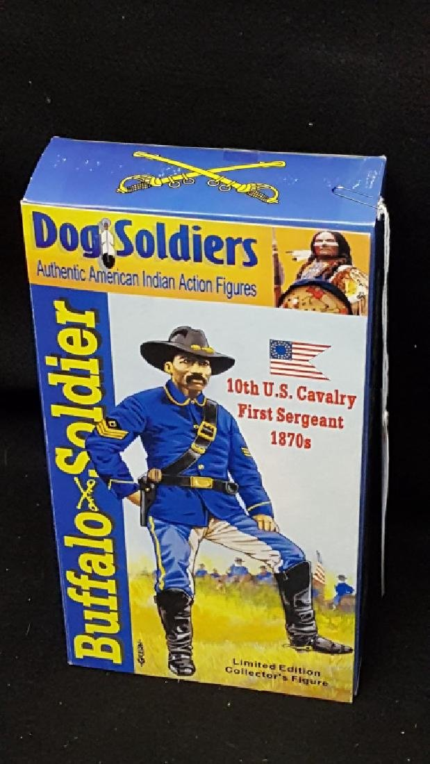 Dog Soldiers Buffalo Soldier New in Box - 3