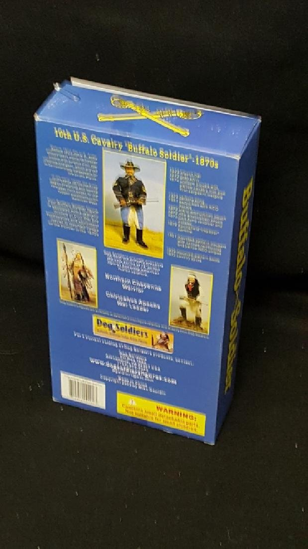 Dog Soldiers Buffalo Soldier New in Box - 4