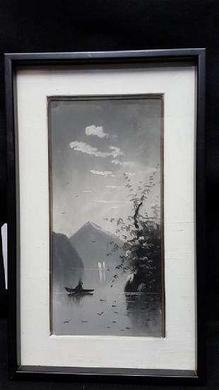 Unsigned Original Chinese Painting